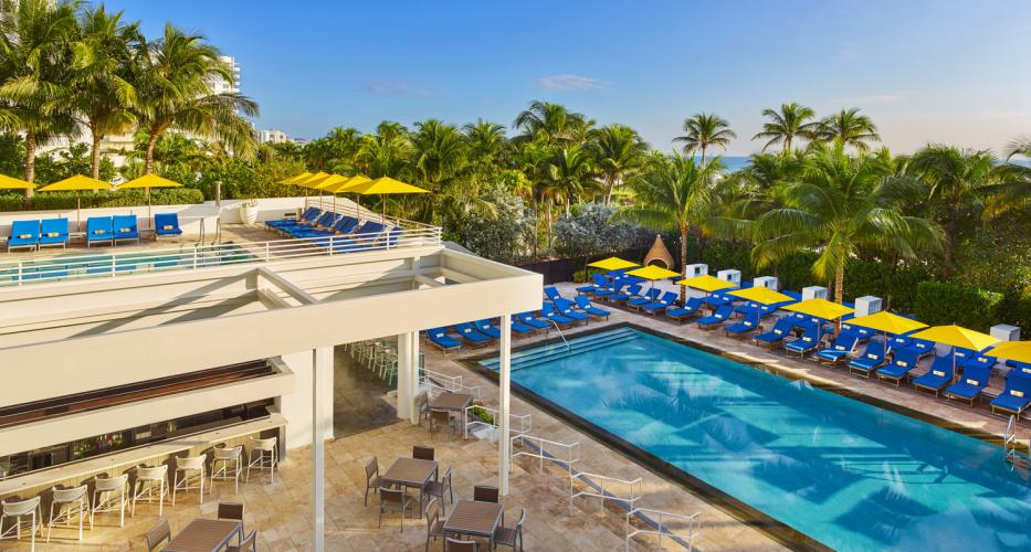 SPG Hot Escapes Royal Palm South Beach