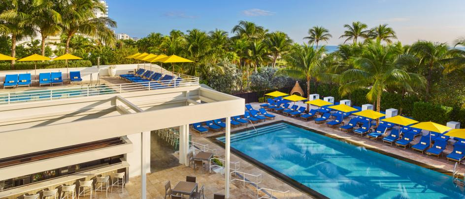 Royal Palm South Beach Miami Is An Oceanfront Oasis Ideally Located On World Famous Collins Avenue Steps From Ocean Drive