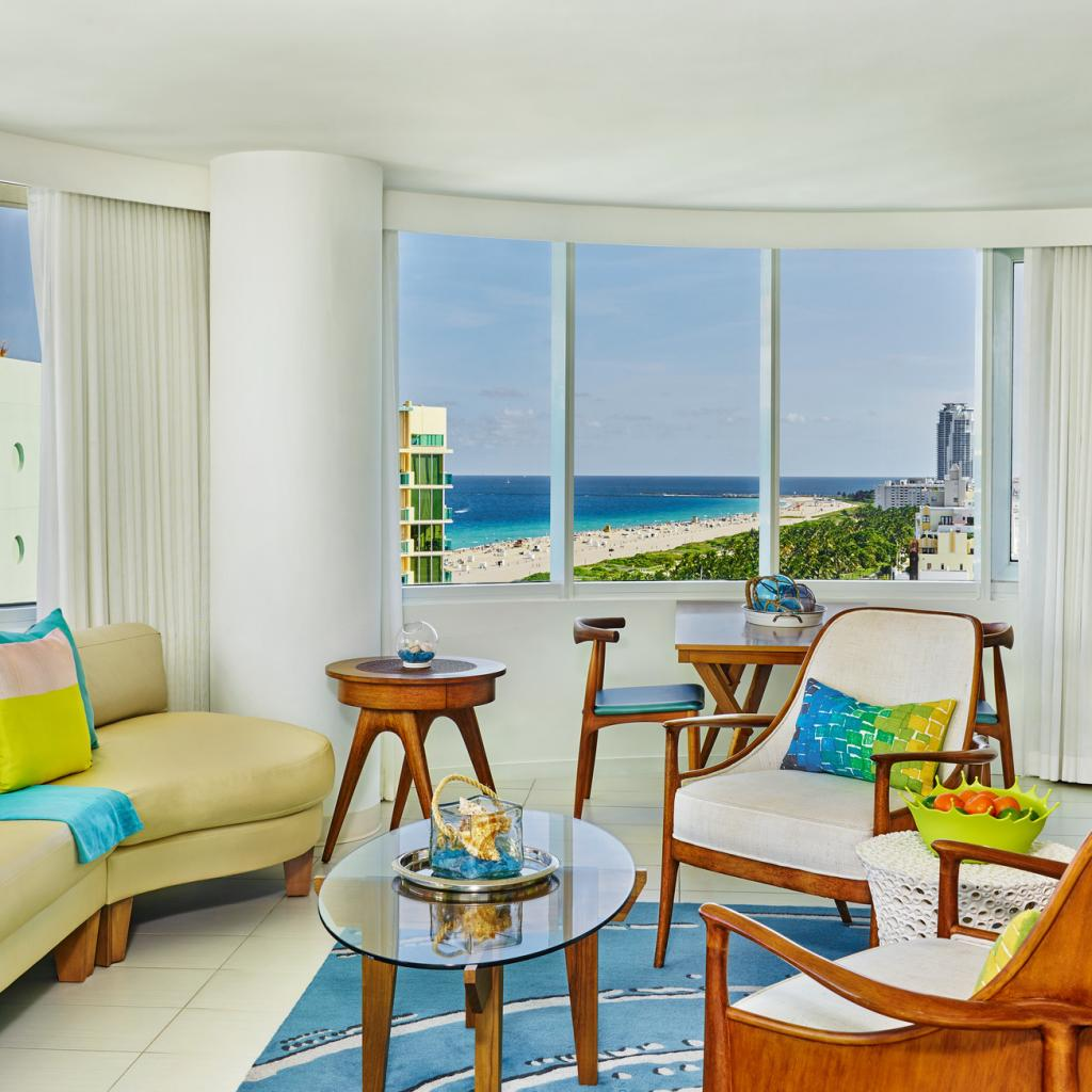 2 Bedroom Suites In Miami >> Two Bedroom Apartments Royal Palm South Beach Miami