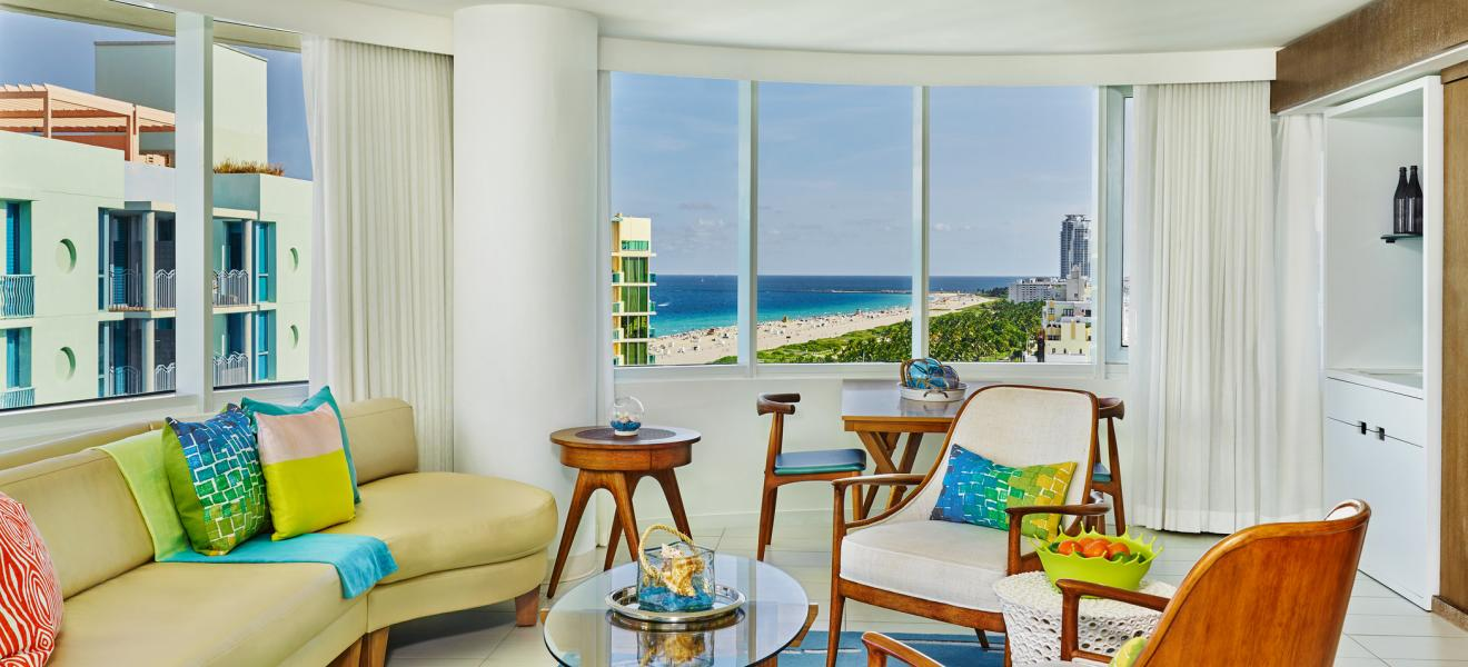 Royal Palm South Beach Hotel | Two Bedroom Suite