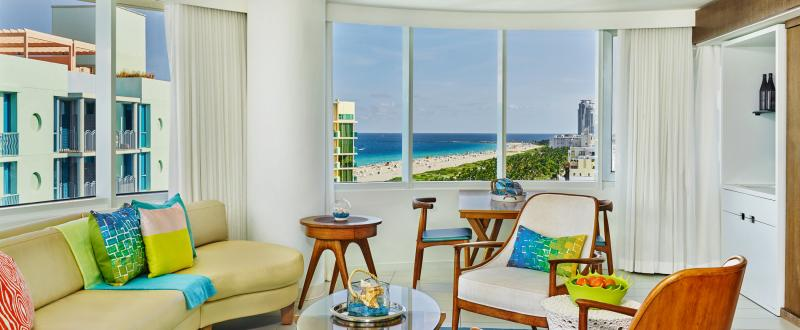 Two Bedroom Apartments Royal Palm South Beach Miami