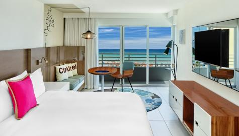 Royal Palm South Beach Hotel | Superior Oceanfront King