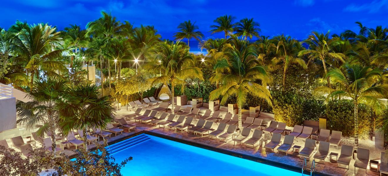 Resort View Suite Royal Palm South Beach Miami