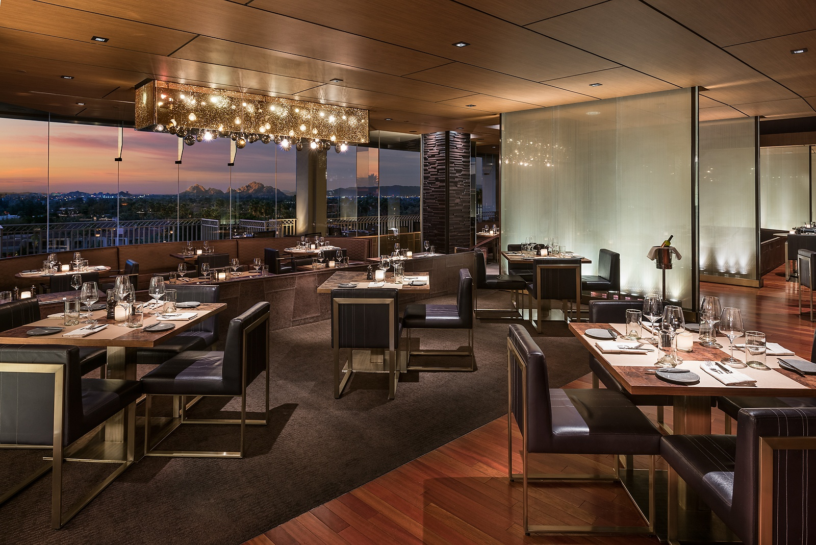J Amp G Steakhouse Scottsdale The Canyon Suites At The