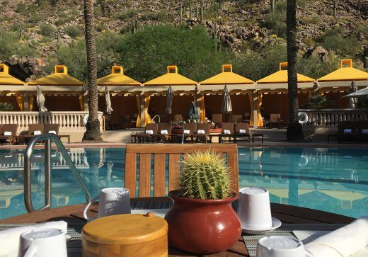 Canyon Breakfast Table