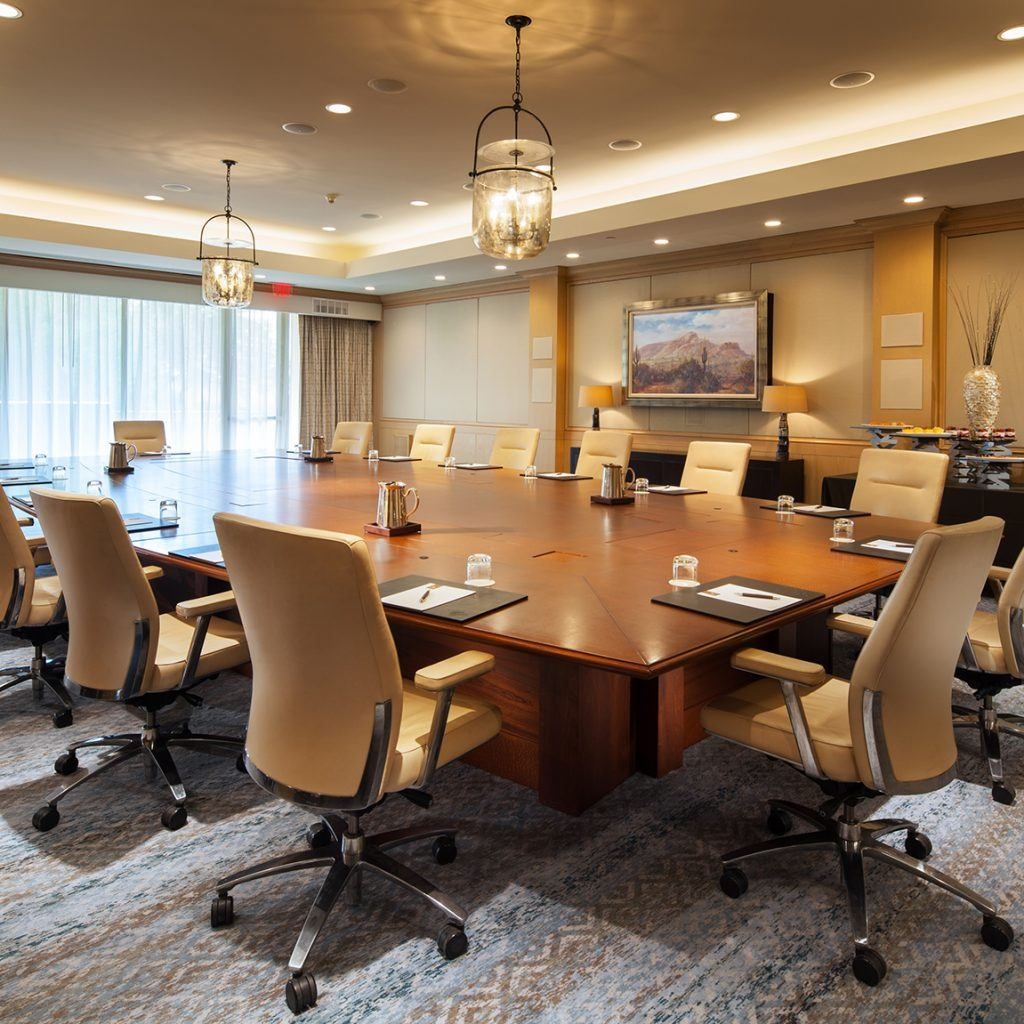 Canyon Suites Meetings - The Canyon Suites at The Phoenician
