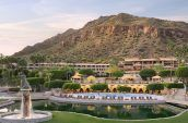 The Phoenician ResortOverview from the Casita LawnScottsdale, Arizona USA