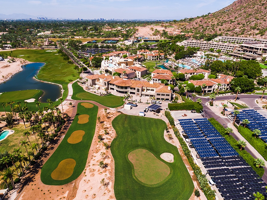 Golf Overview - The Canyon Suites at The Phoenician